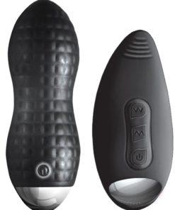 Intense Dual Vibe Kit # 3 Rechargeable Silicone Vibrators - Black