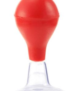 Kinx Masseuse Nipple Pump - Red