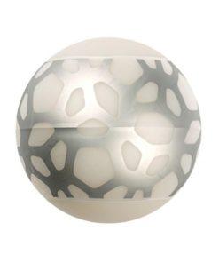 Linx Geo Stroker Ball Masturbator - Clear