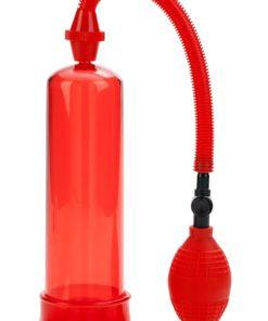Optimum Series Fireman`s Pump - Red