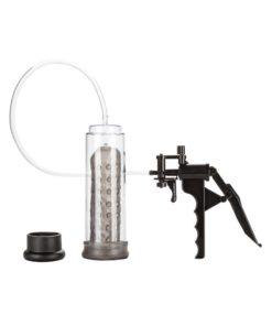 Optimum Series Pistol Pump - Clear