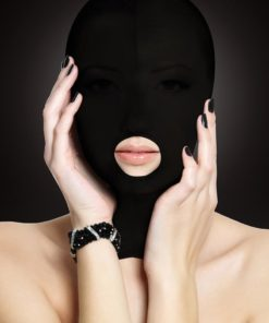 Ouch! Submission Mask - Black