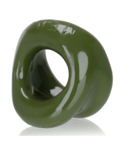 Oxballs Meat Padded Cock Ring - Green