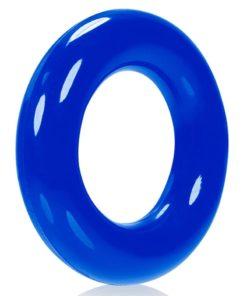Oxballs OXR-1 Cockring Single - Police Blue
