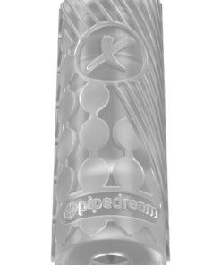 Pipedream Extreme Elite EZ Grip Masturbator - Clear