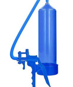 Pumped By Shots Elite Beginner Penis Pump - Blue