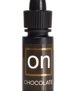 Sensuva On Chocolate Flavored Female Arousal Oil 5ml