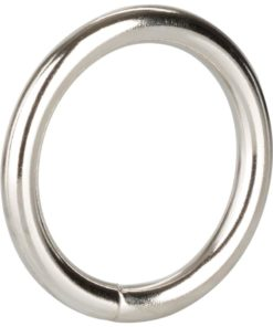 Silver Cock Ring - Large - Silver