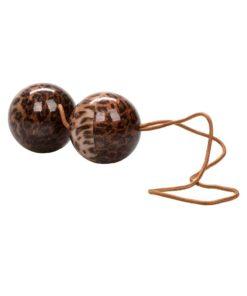 The Leopard Duotone Kegal Balls - Animal Print