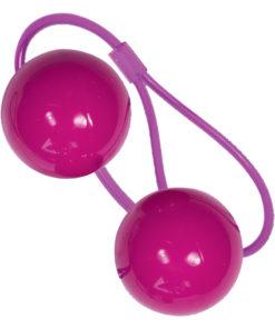 Wisper Collection Ben WaKegal Balls - Purple